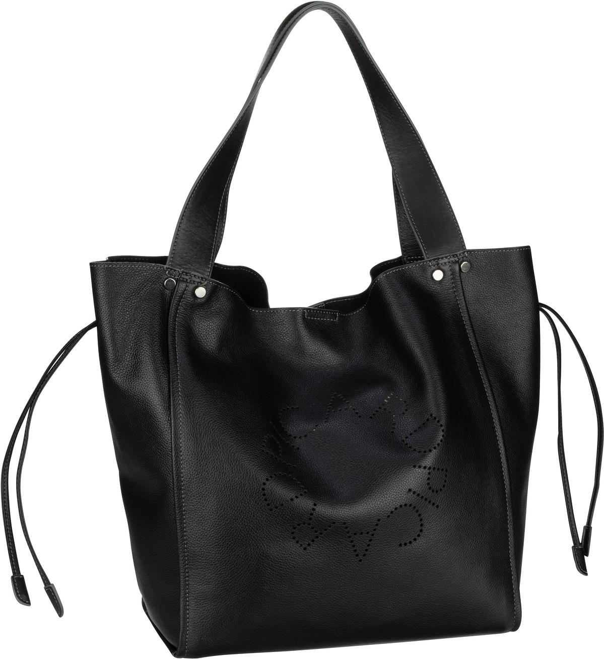 Handtasche St. Tropez 9725 Schwarz