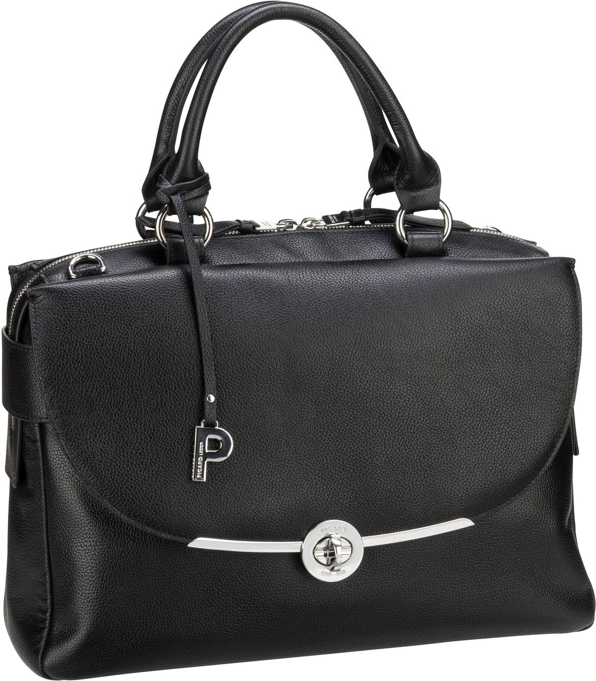 Handtasche Sylt 9704 Schwarz
