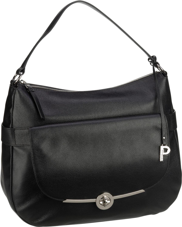 Handtasche Sylt 9707 Schwarz