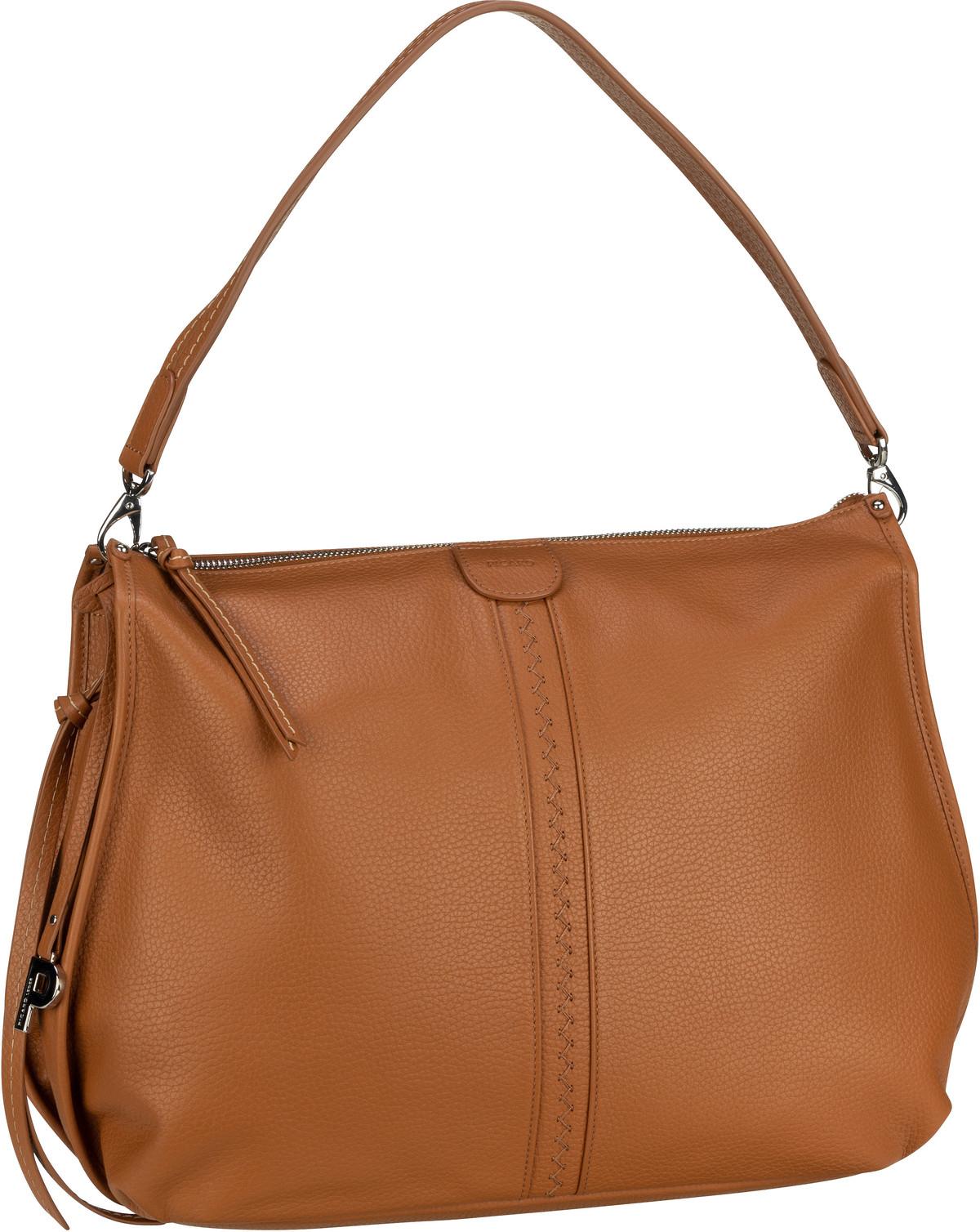 Handtasche Squaw 9926 Cognac