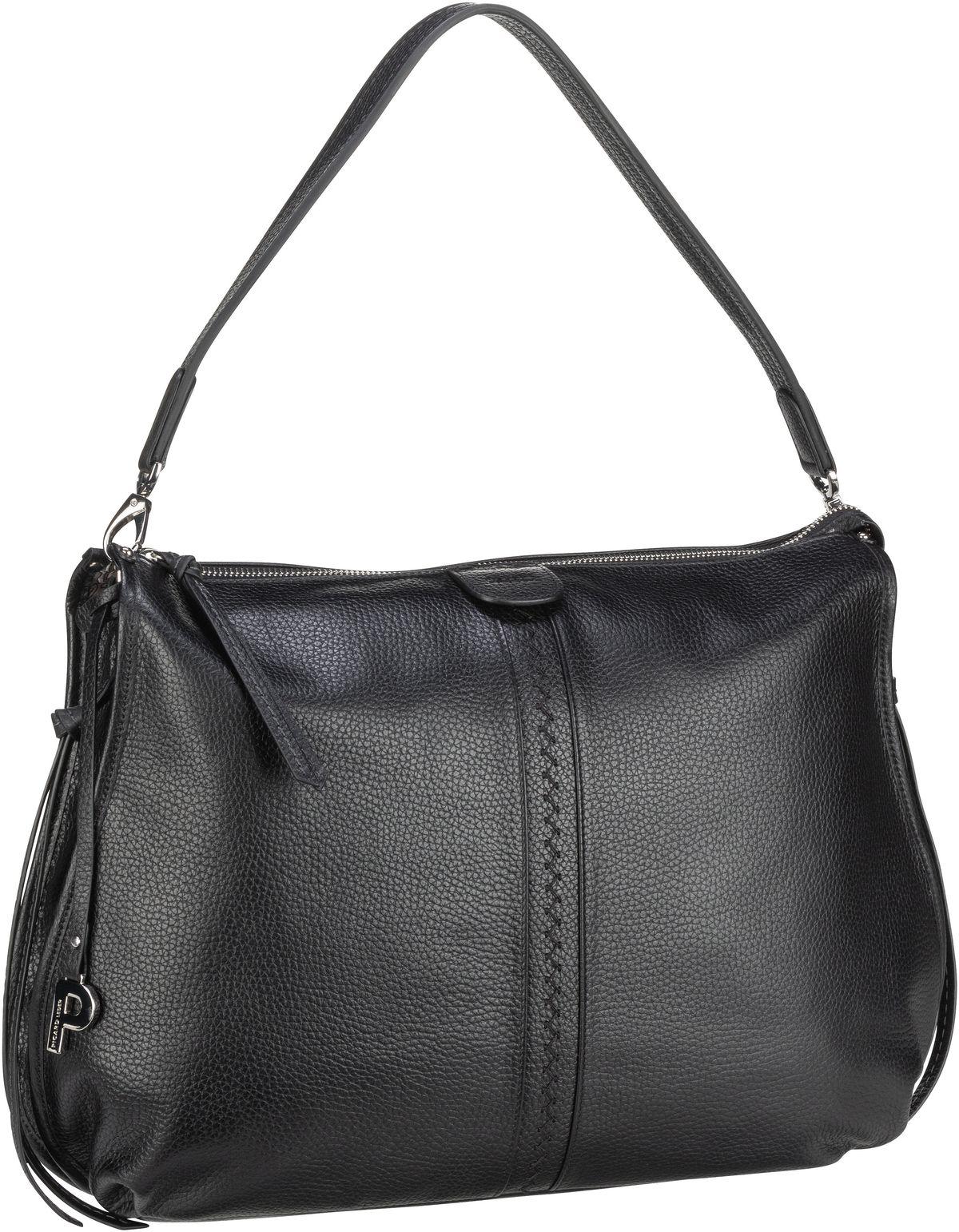 Handtasche Squaw 9926 Schwarz
