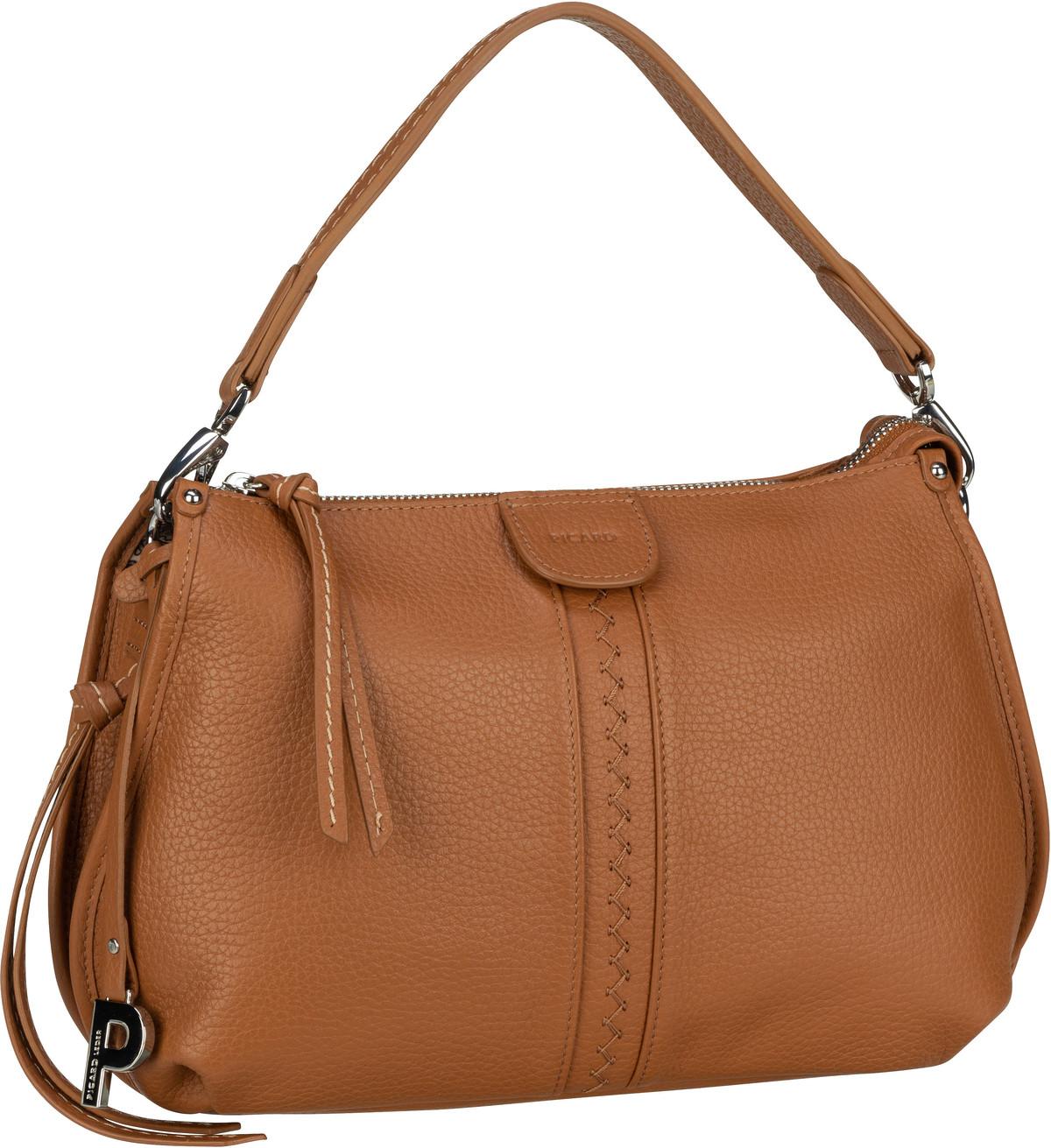 Handtasche Squaw 9928 Cognac