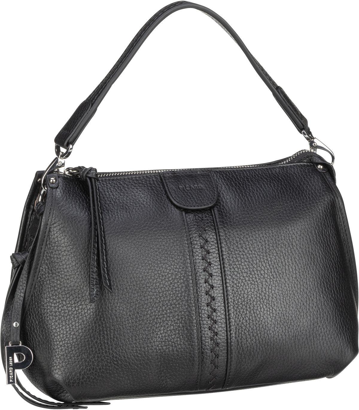 Handtasche Squaw 9928 Schwarz