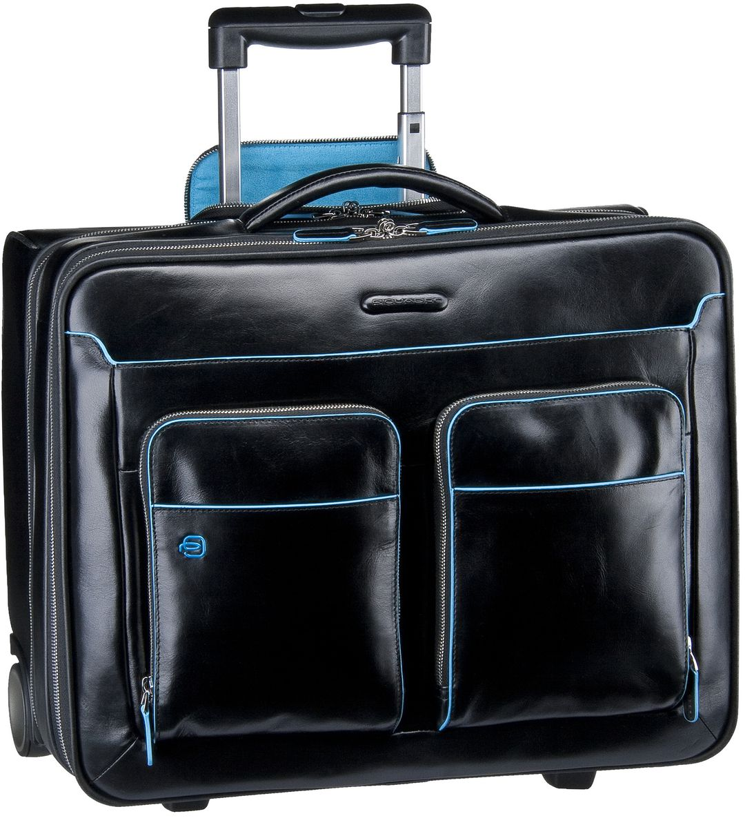 Blue Square Business Trolley Nero