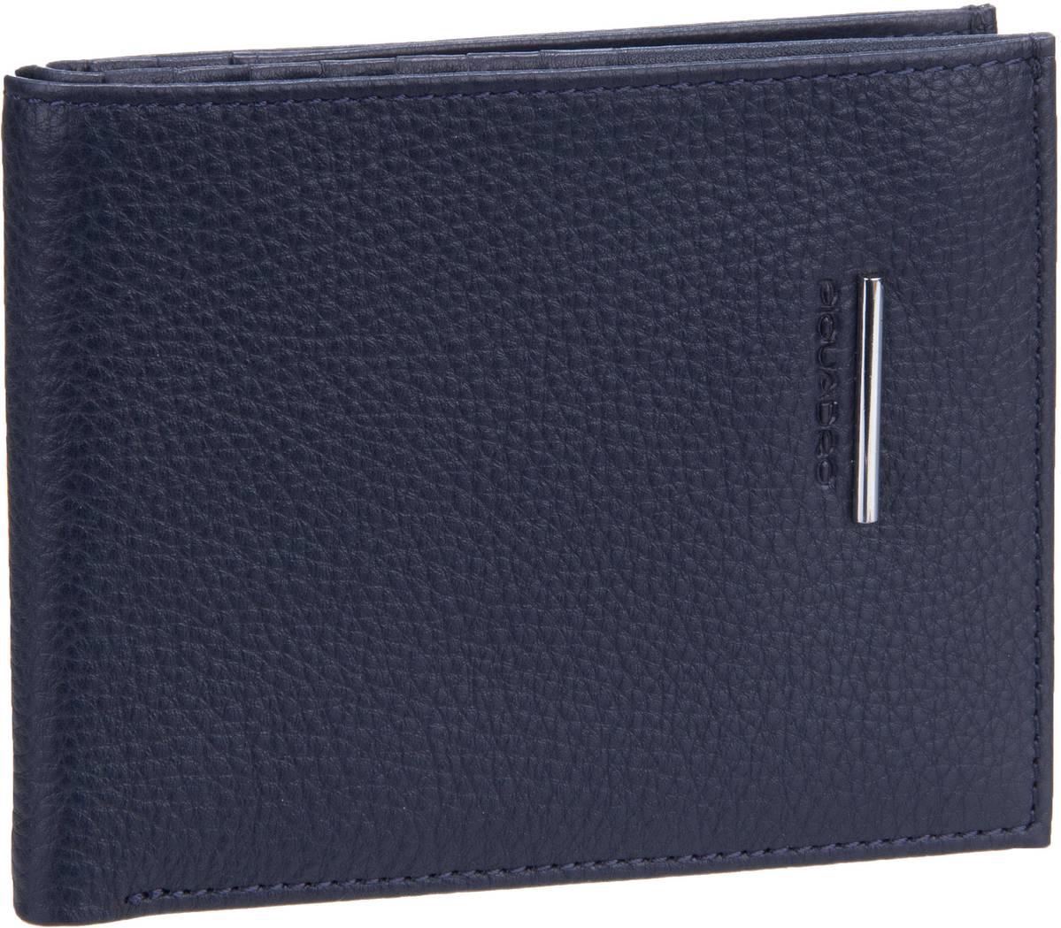 Piquadro Modus 1241 Blu - Brieftasche