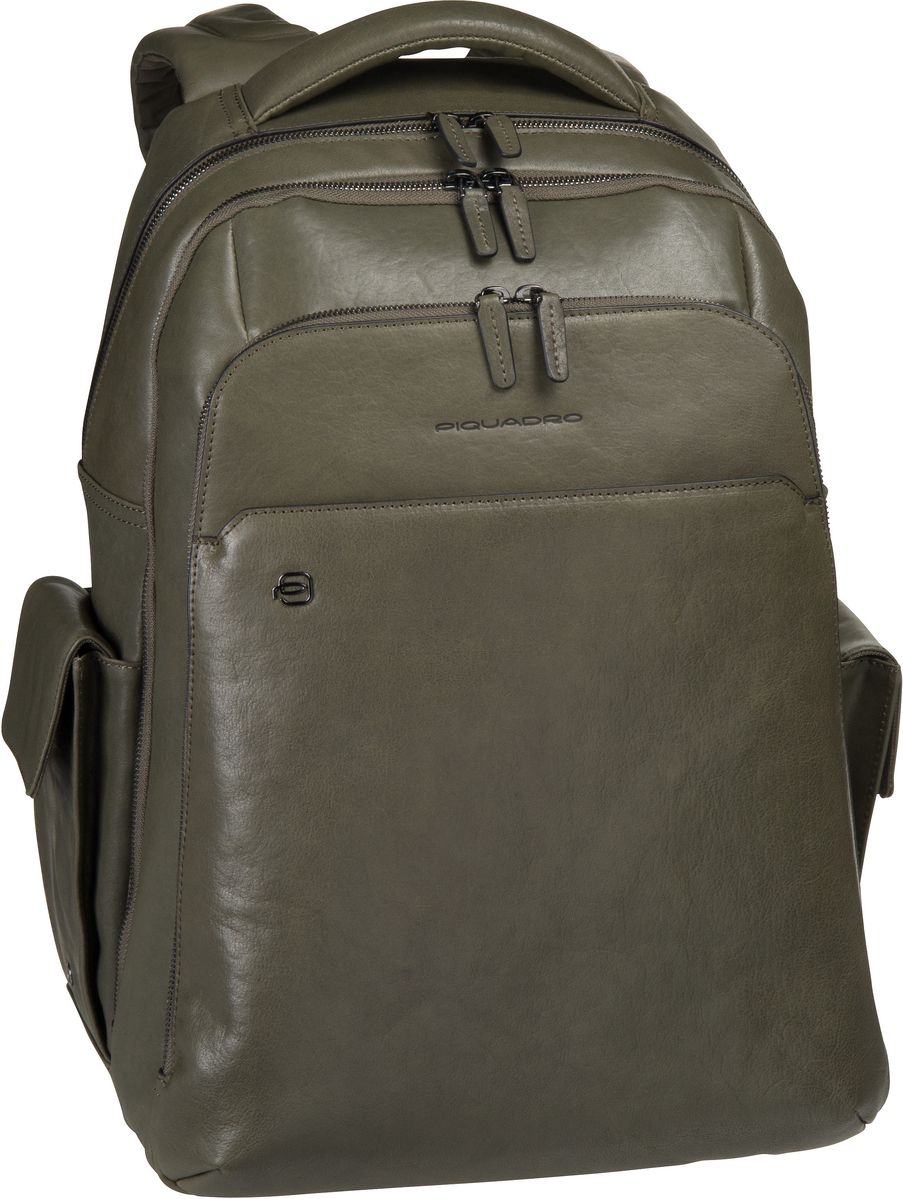 Laptoprucksack Black Square 3444 Connequ Verde Oliva