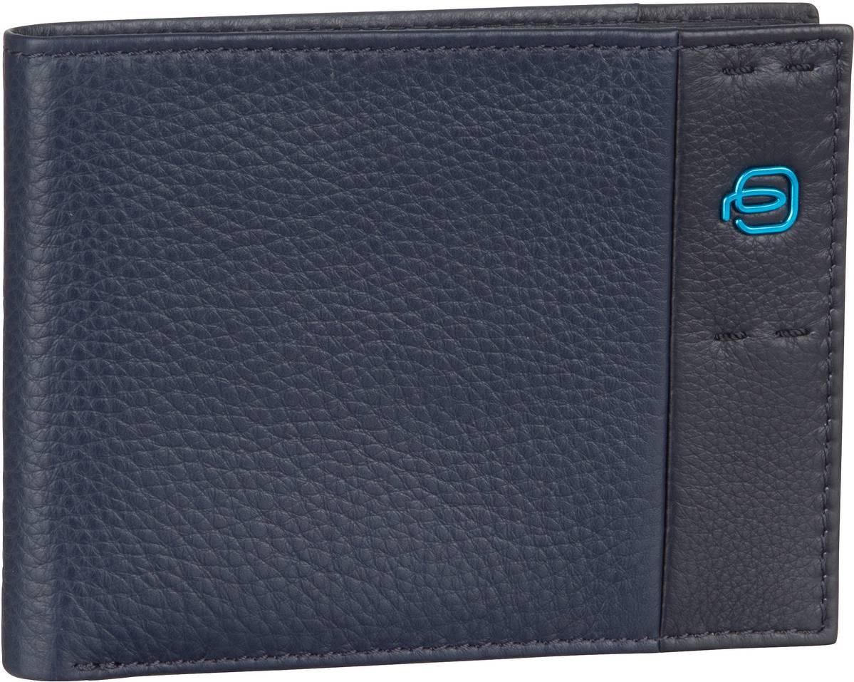 Piquadro Geldbörse Pulse 257 Blu