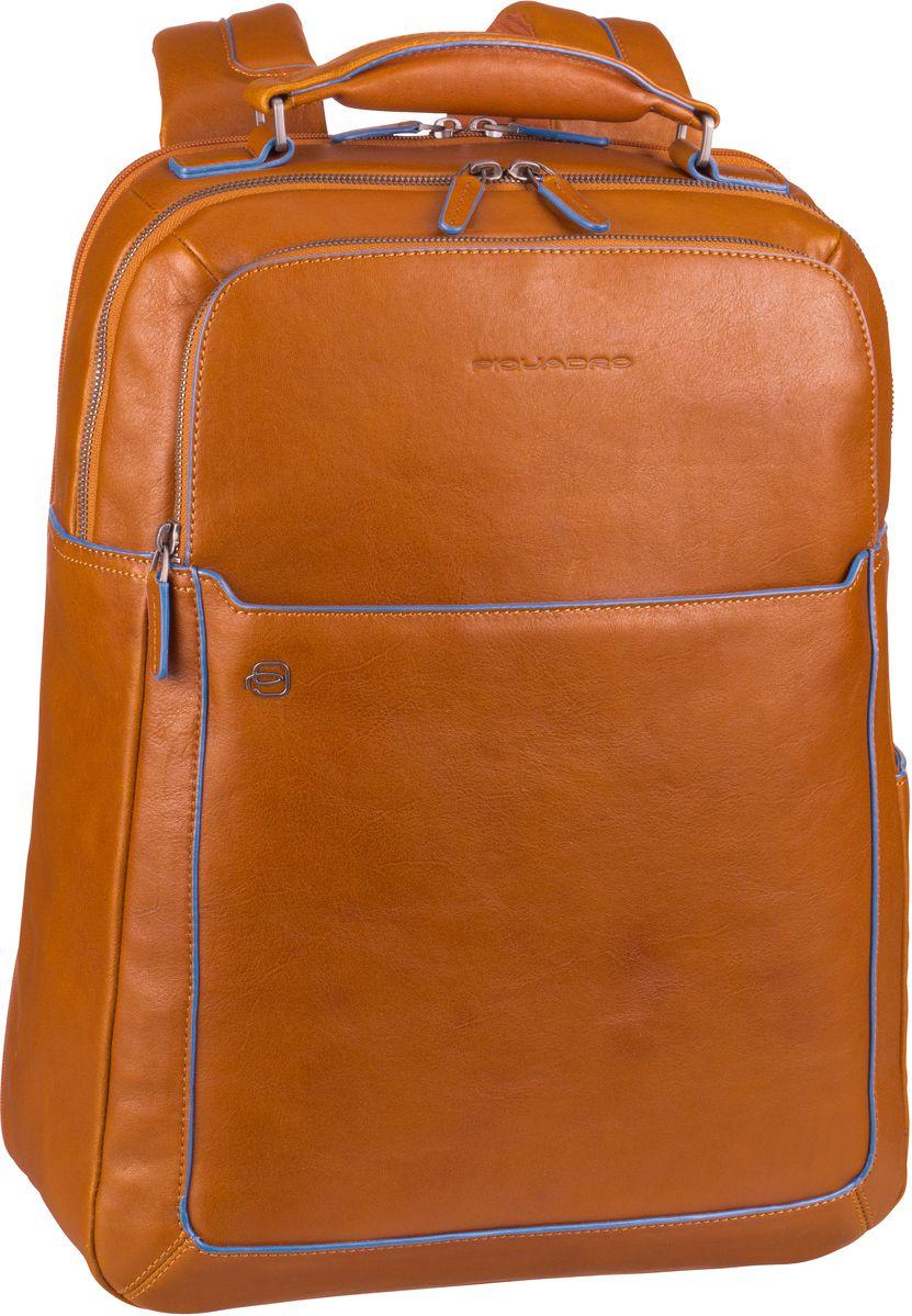 Laptoprucksack B2S Rucksack 4174 Cuoio Tabacco