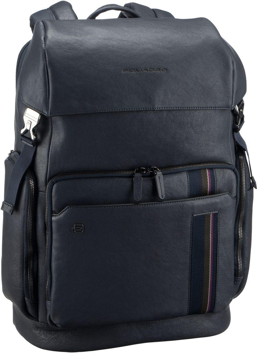 Laptoprucksack B3S 4534 RFID Blu Notte