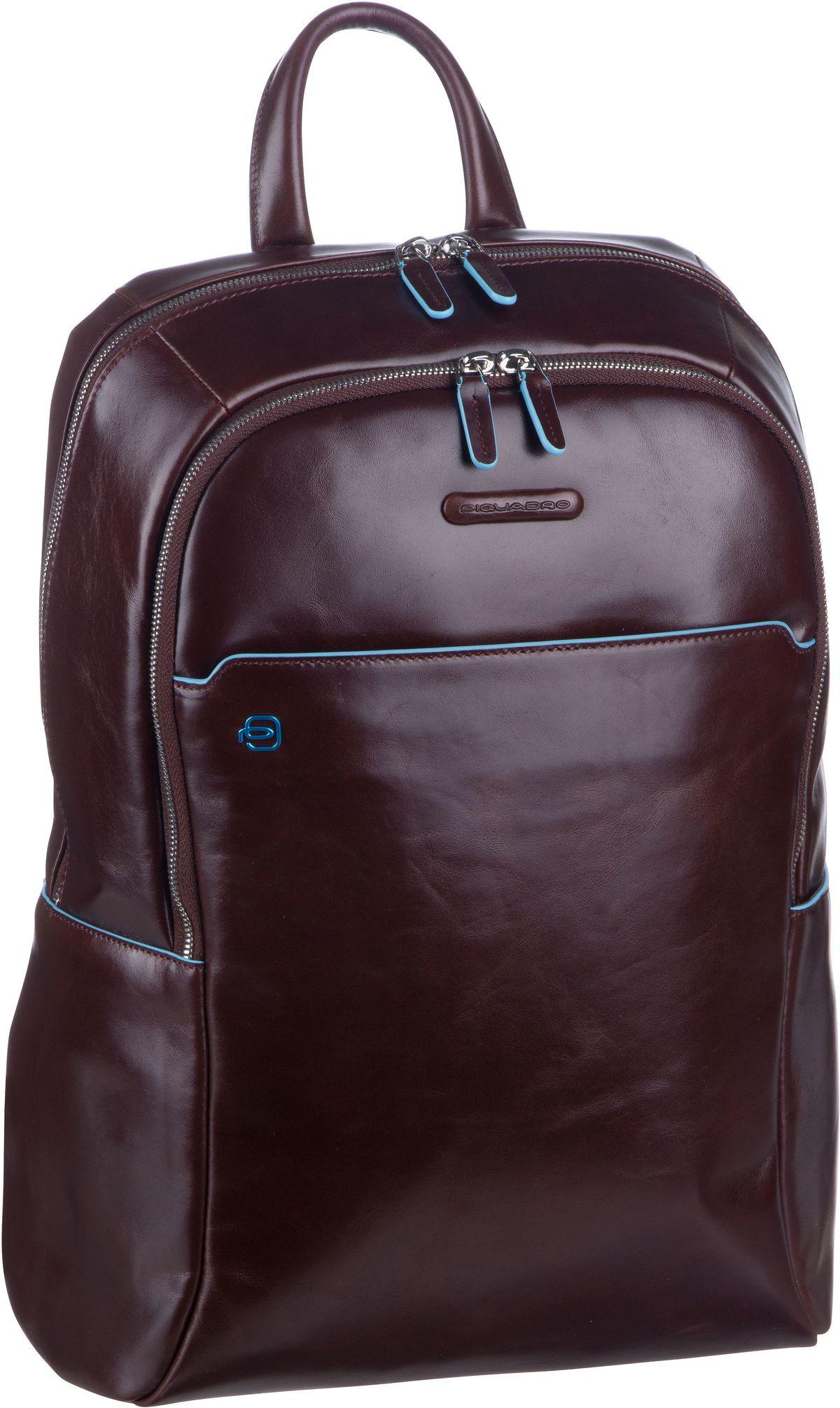 Rucksack / Daypack Blue Square 4762 RFID Mogano