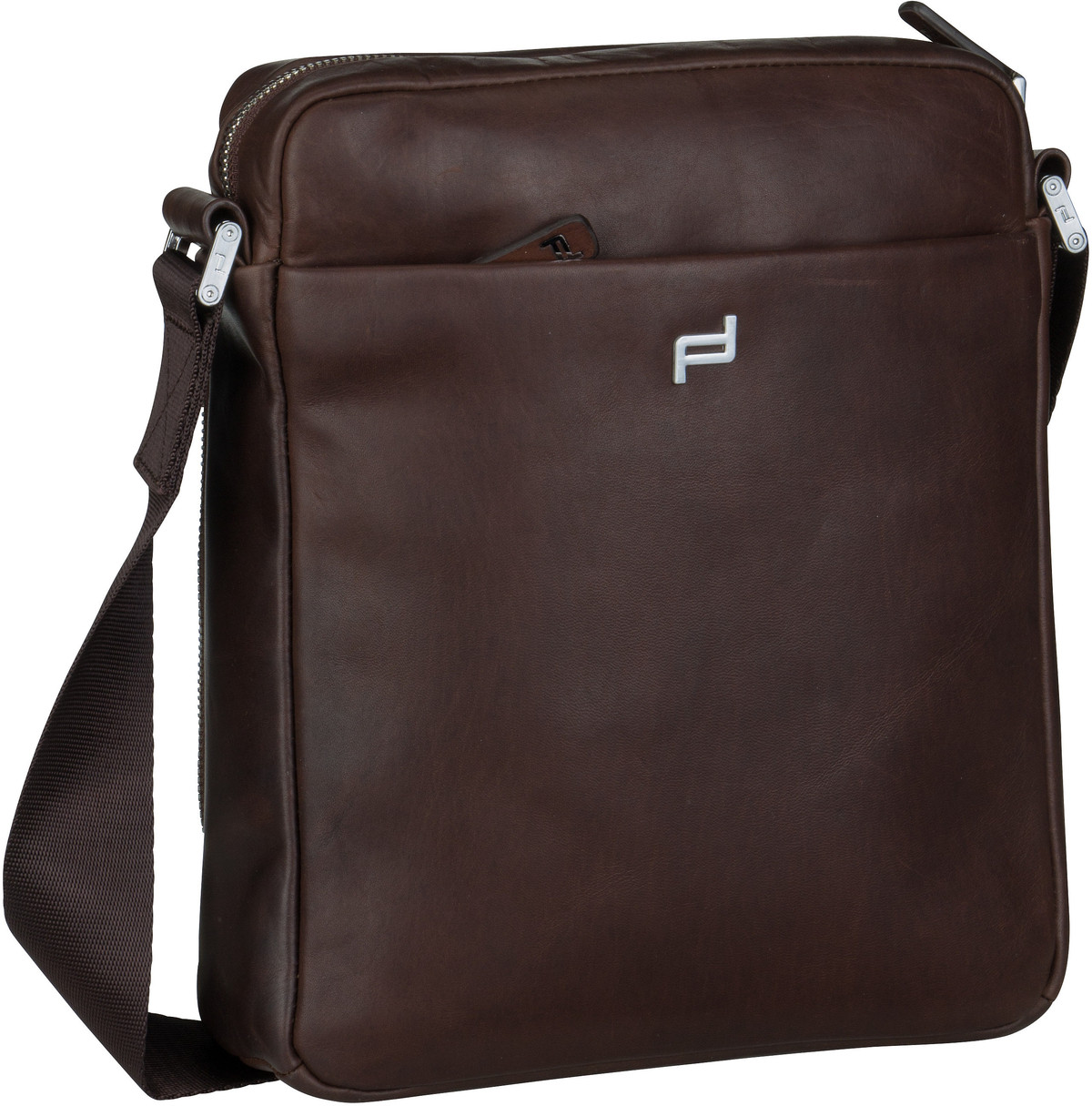 Umhängetasche Urban Courier ShoulderBag SVZ Dark Brown