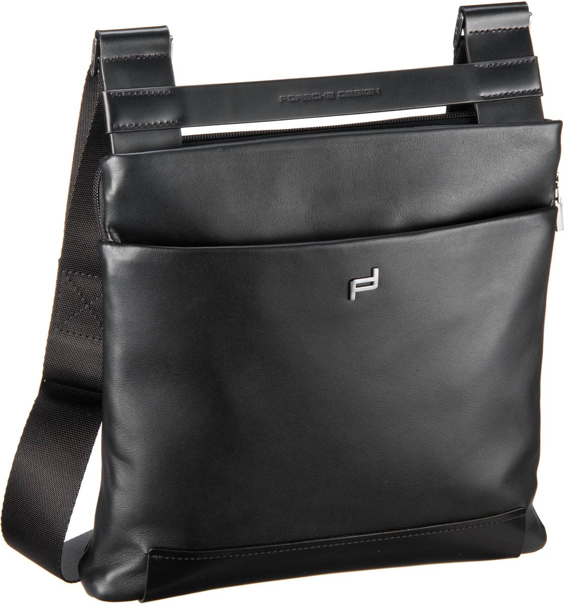 Umhängetasche Shyrt 2.0 Leather ShoulderBag XSVZ Black