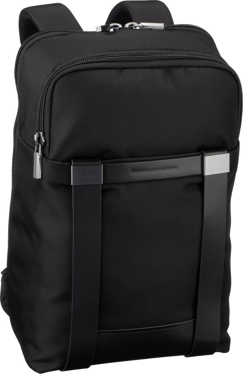 Laptoprucksack Shyrt 2.0 Nylon BackPack MVZ 2 Black