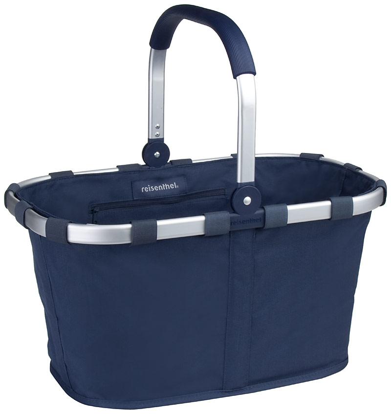 reisenthel carrybag uni Marine - Einkaufstasche