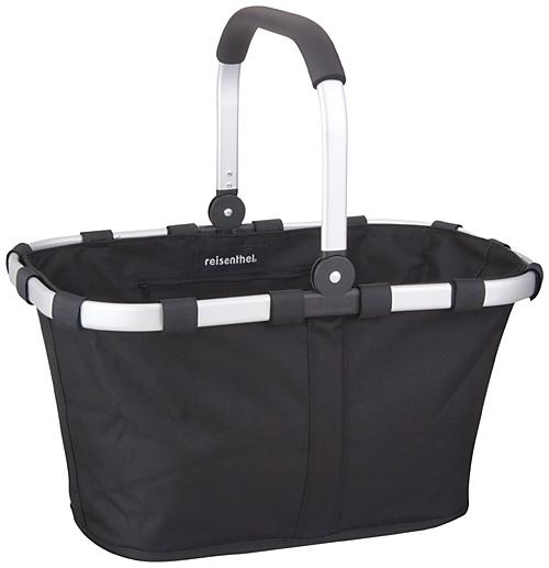 reisenthel carrybag uni Schwarz - Einkaufstasche