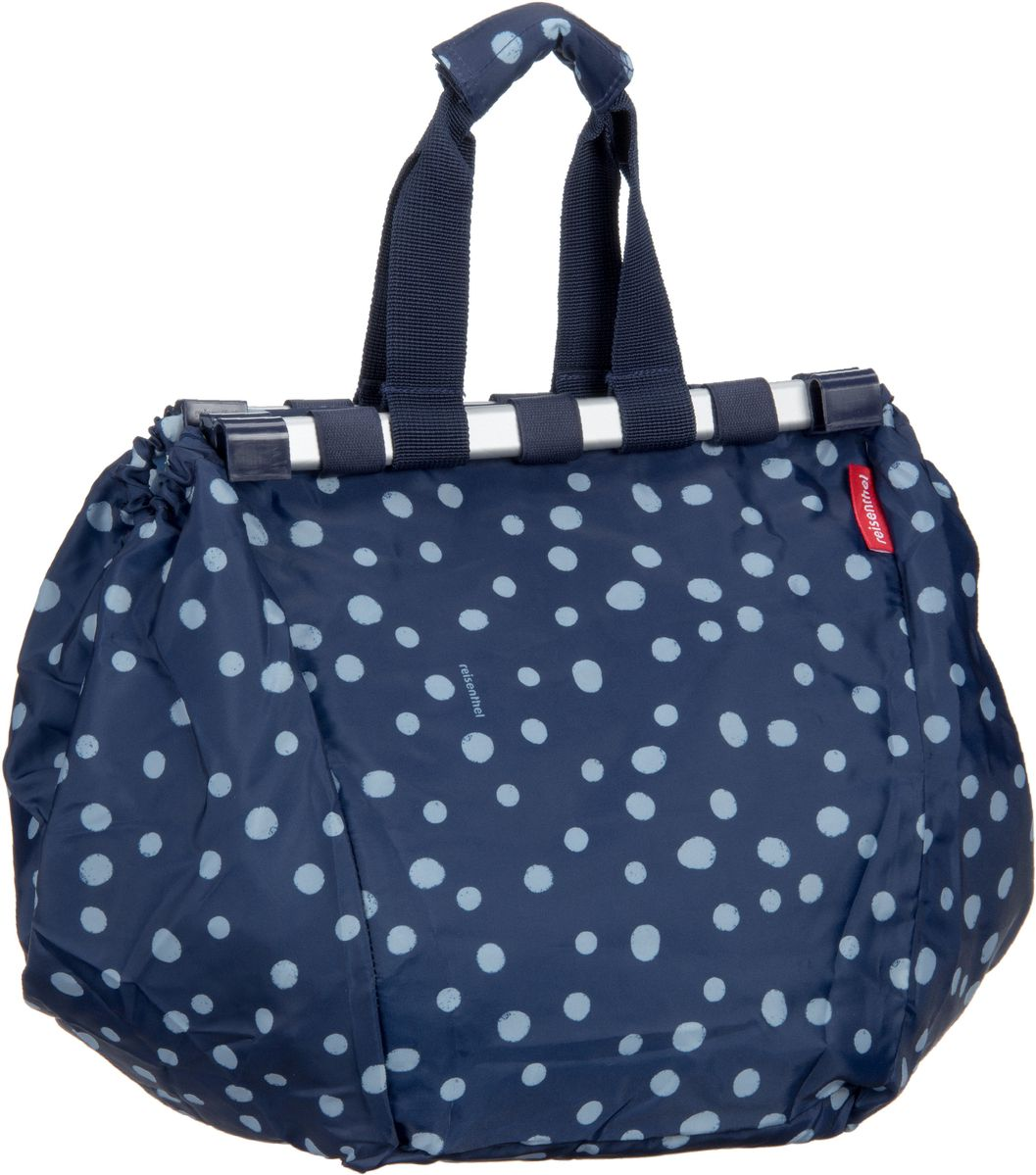 reisenthel easyshoppingbag Spots Navy - Einkauf...