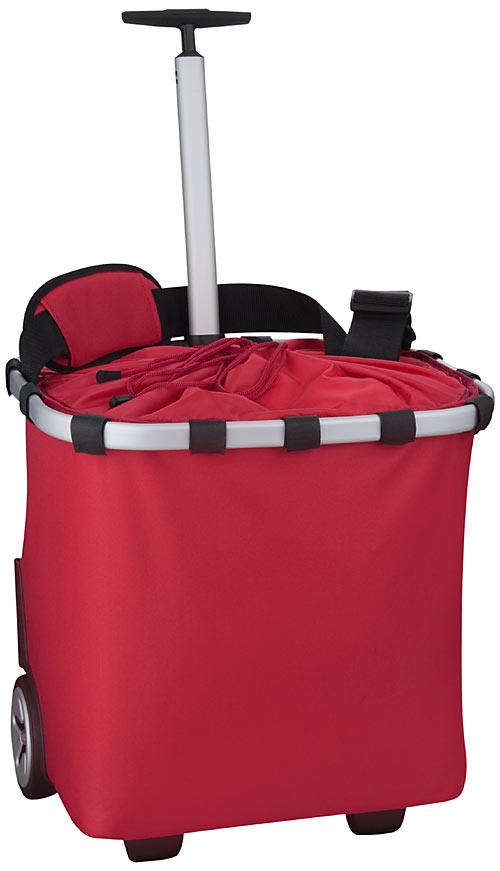 reisenthel carrycruiser uni Rot - Einkaufstasche