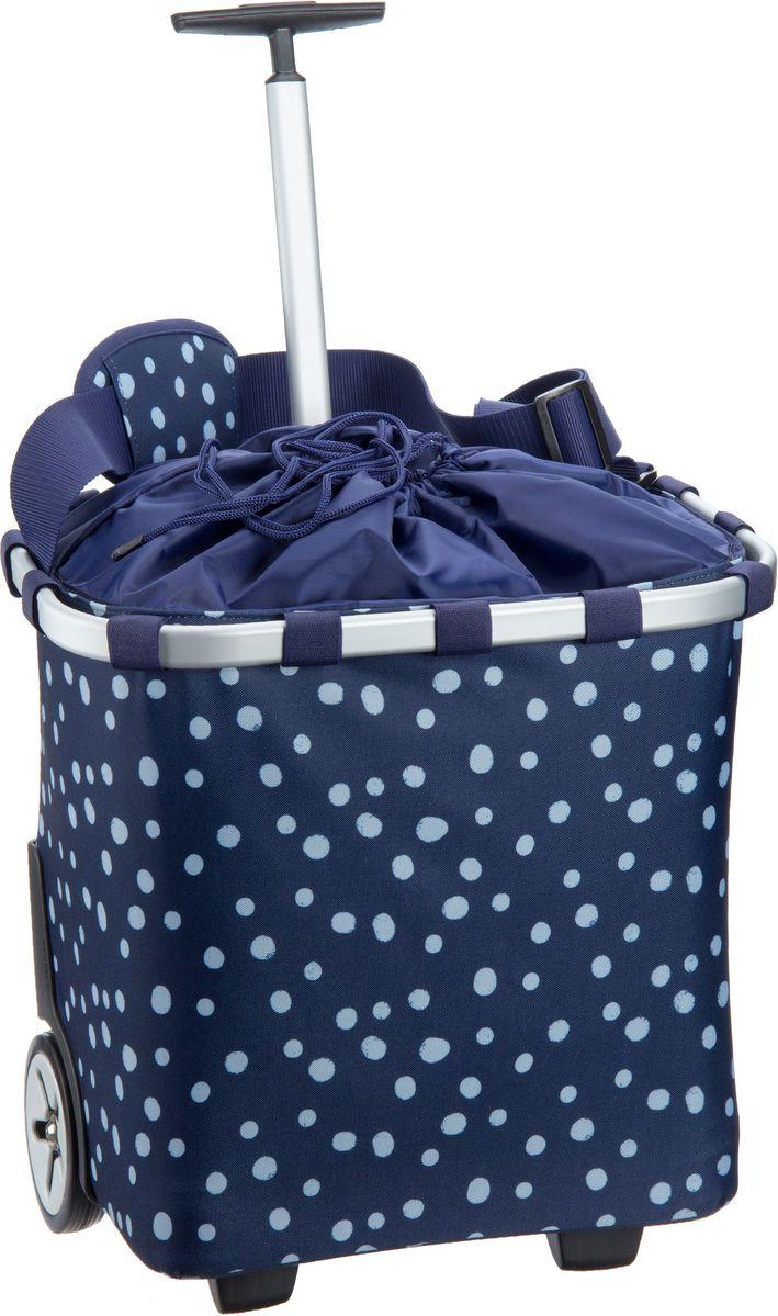 reisenthel carrycruiser spots navy preisvergleich. Black Bedroom Furniture Sets. Home Design Ideas