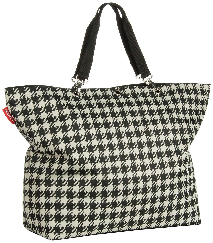 Shopper für Frauen - reisenthel Einkaufstasche shopper XL Fifties Black (35 Liter)  - Onlineshop Taschenkaufhaus