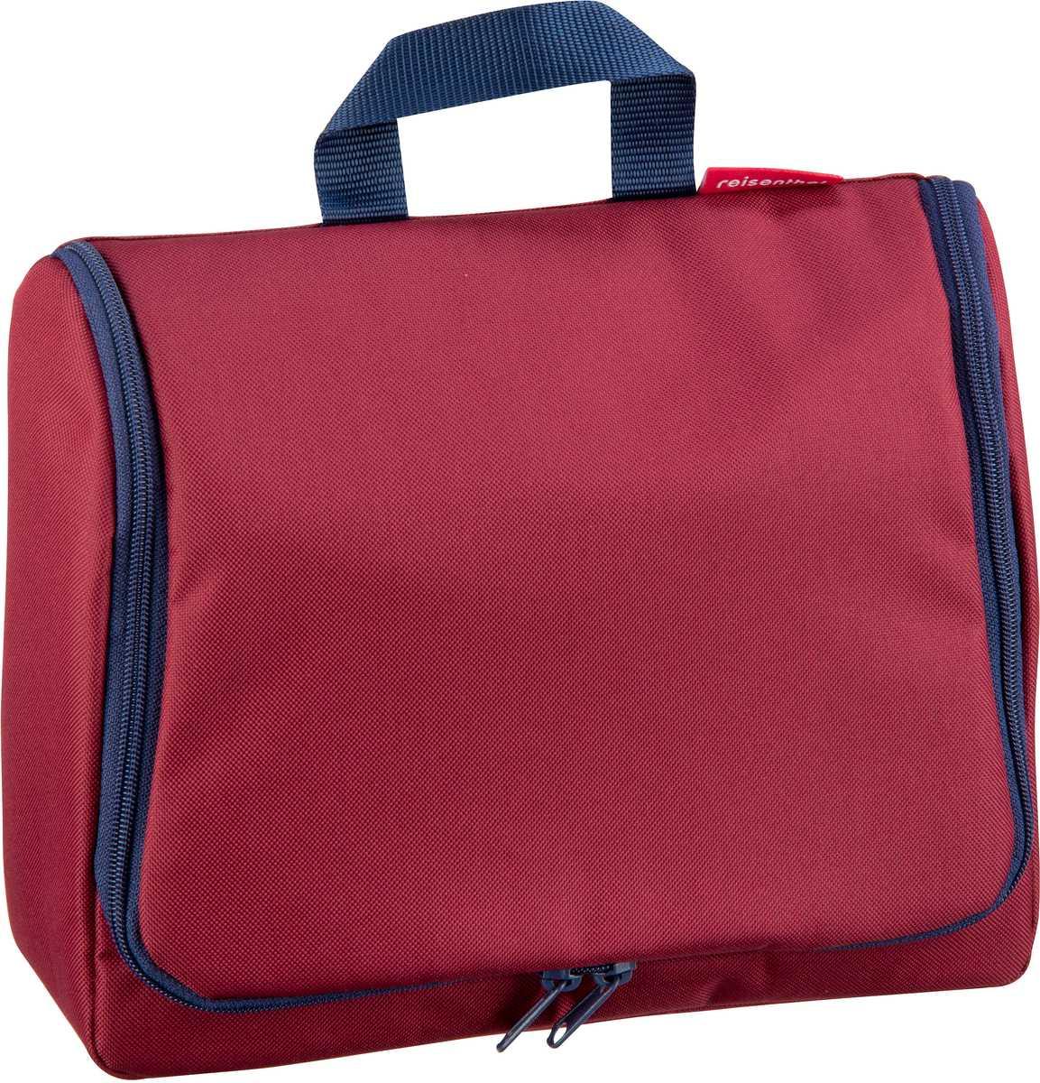 Reisegepaeck - reisenthel Kulturbeutel Beauty Case toiletbag XL Dark Ruby (4 Liter)  - Onlineshop Taschenkaufhaus