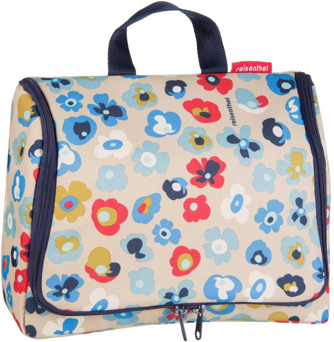 Reisegepaeck für Frauen - reisenthel Kulturbeutel Beauty Case toiletbag XL Millefleurs (4 Liter)  - Onlineshop Taschenkaufhaus
