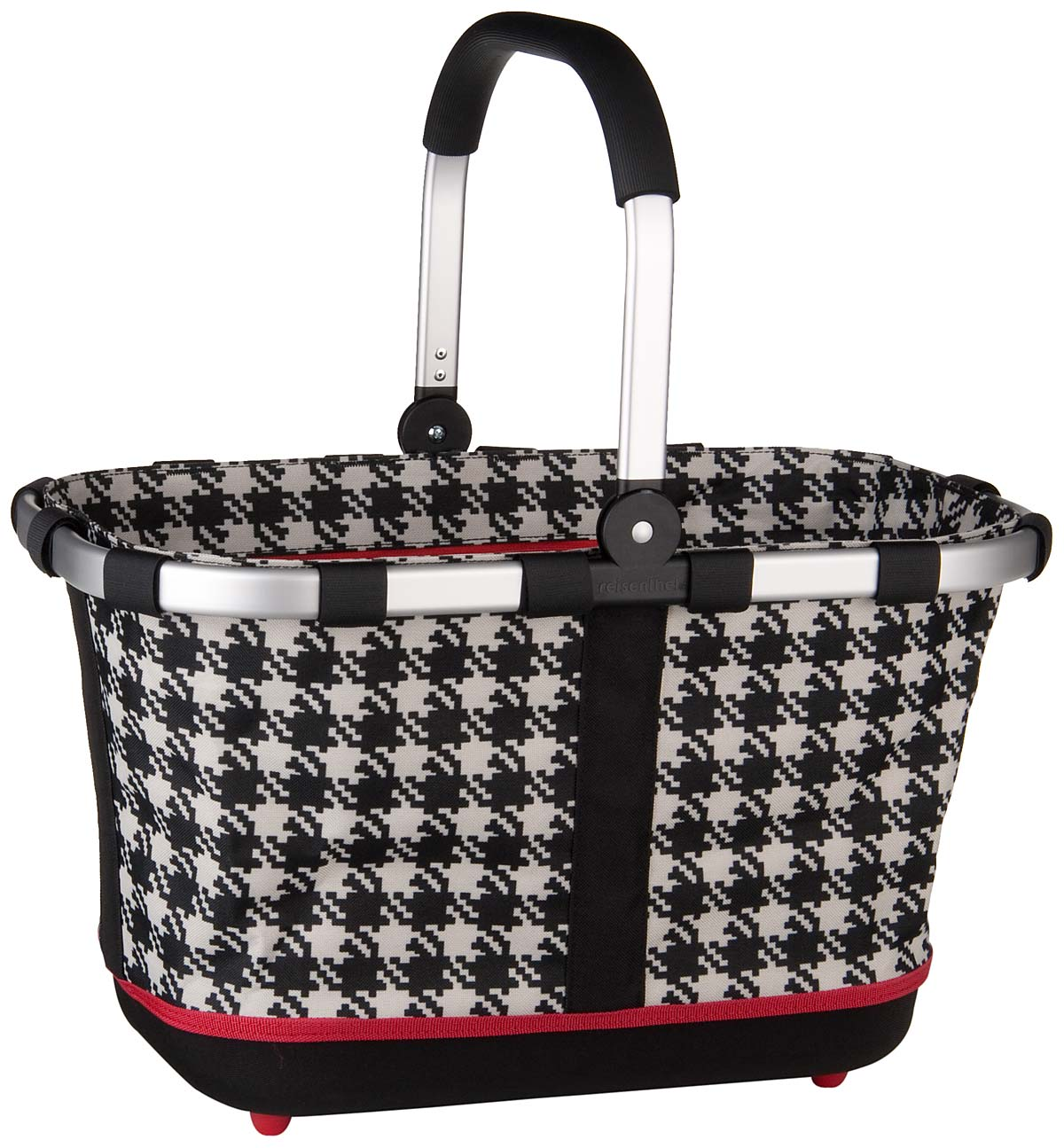 reisenthel carrybag 2 Fifties Black - Einkaufst...