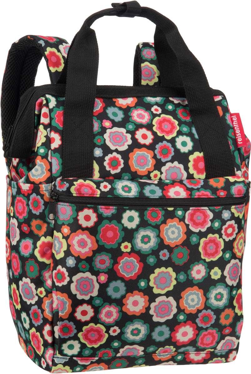 Rucksack / Daypack allrounder R Happy Flowers (12 Liter)