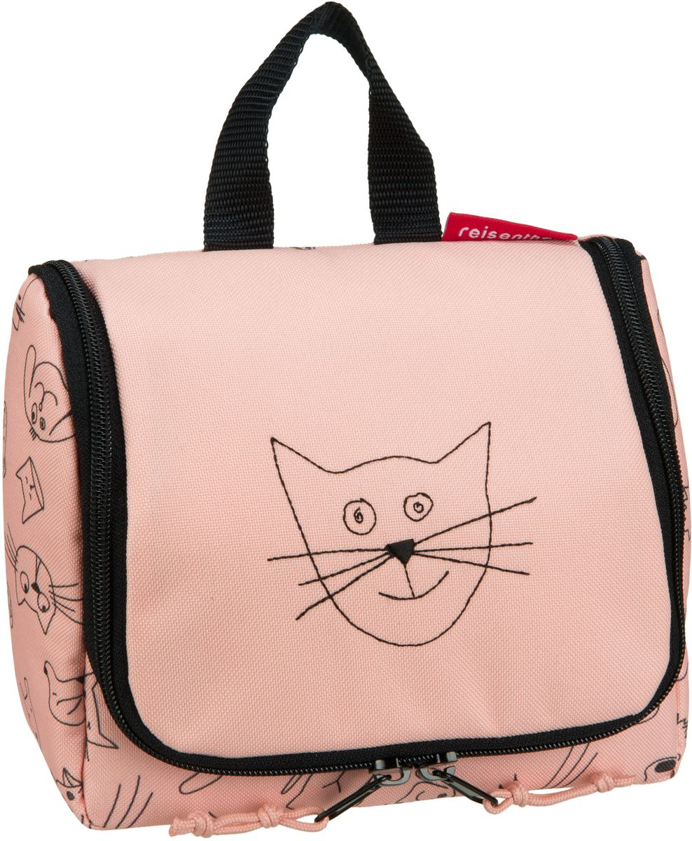 kids toiletbag S Cats and Dogs Rose
