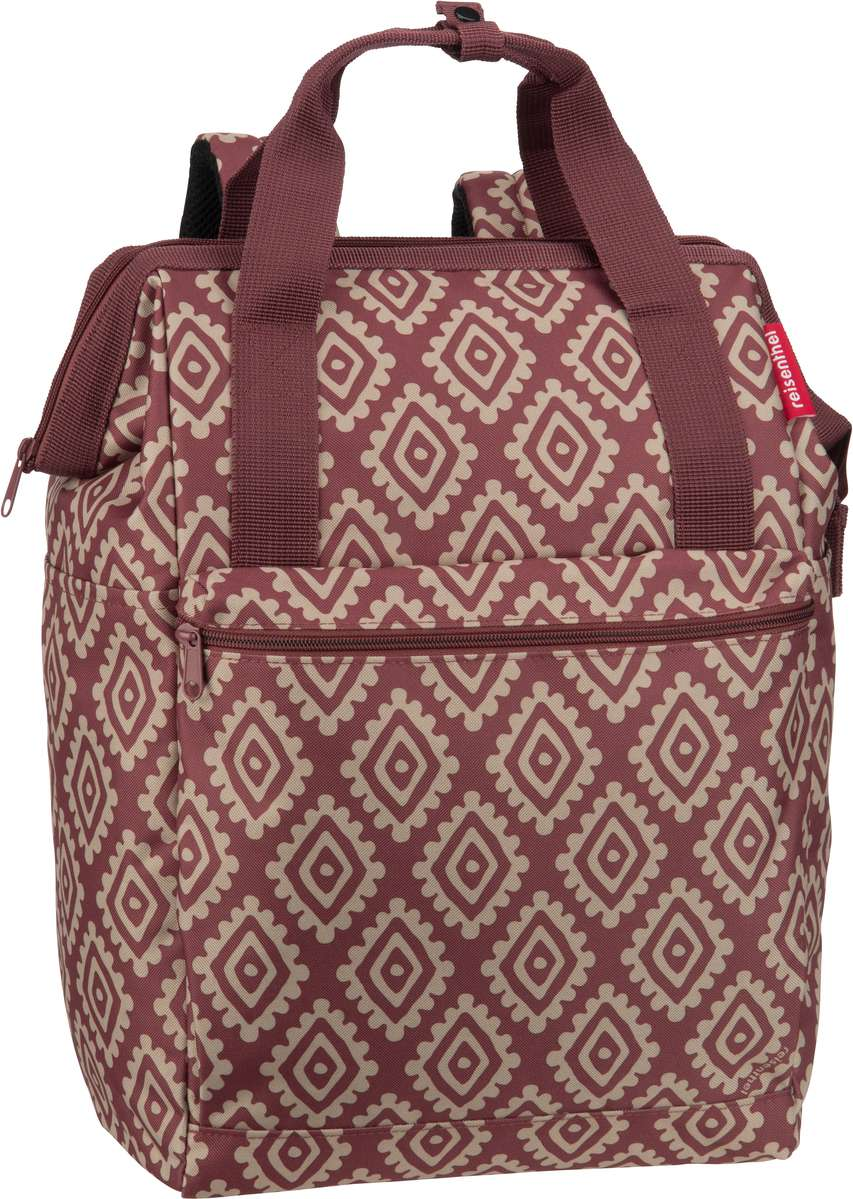 Rucksack / Daypack allrounder R large Diamonds Rouge (23 Liter)