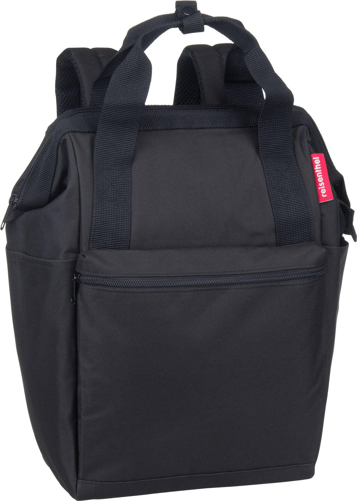 Rucksack / Daypack allrounder R iso Black (12 Liter)