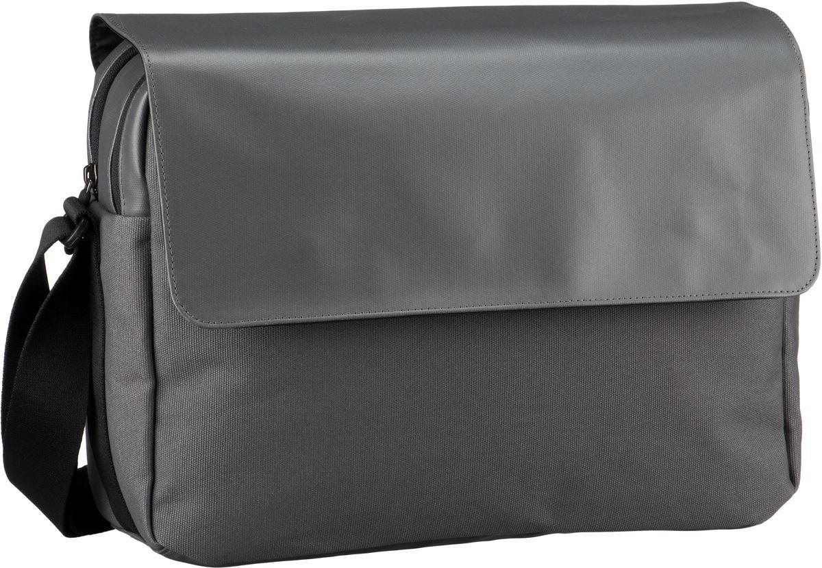 reisenthel Umhängetasche courierbag 2 canvas Grey (10 Liter)