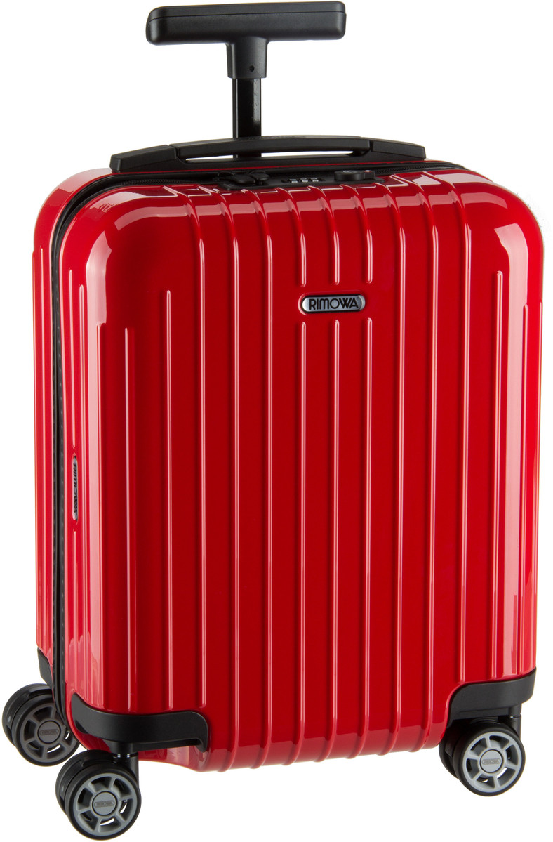 Rimowa Salsa Air Mini Multiwheel Indischrot - R...