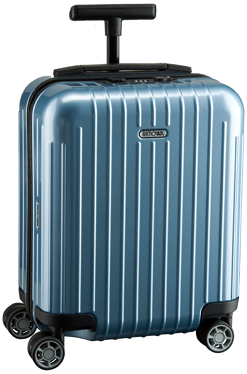 Rimowa Salsa Air Mini Multiwheel Eisblau - Reis...