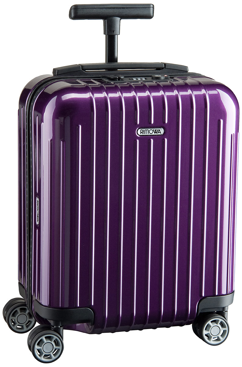 Rimowa Salsa Air Mini Multiwheel Ultra Violett ...