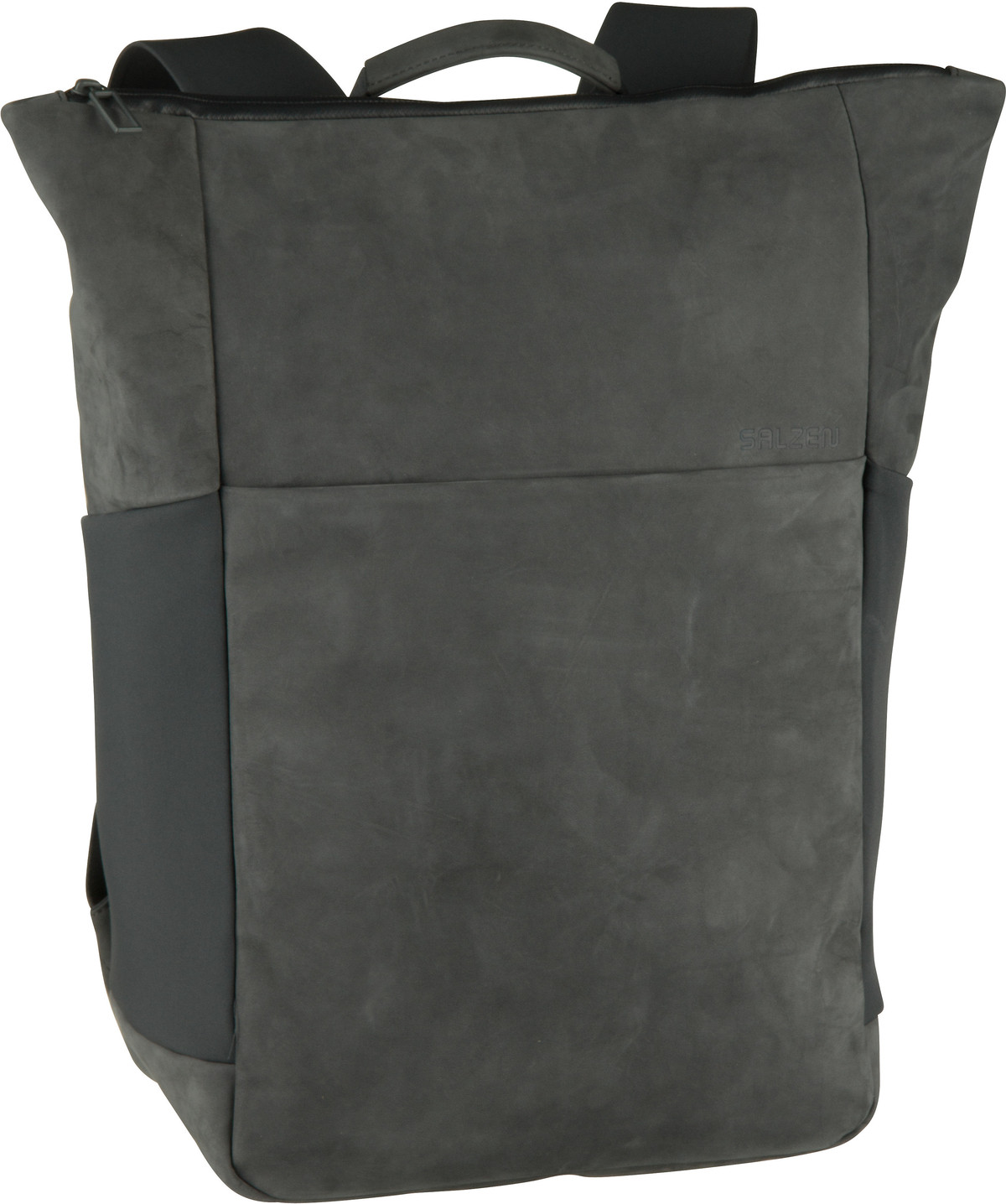 Rucksack / Daypack Vertiplorer Leather Slate Grey (21 Liter)
