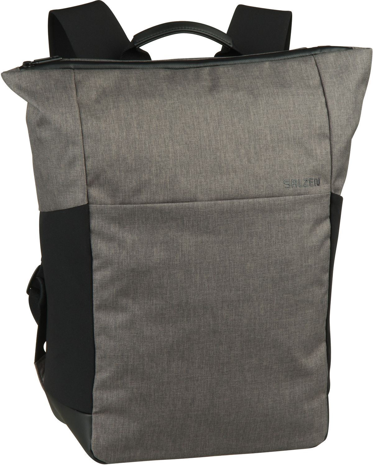 Rucksack / Daypack Plain Backpack Fabric Storm Grey (21 Liter)