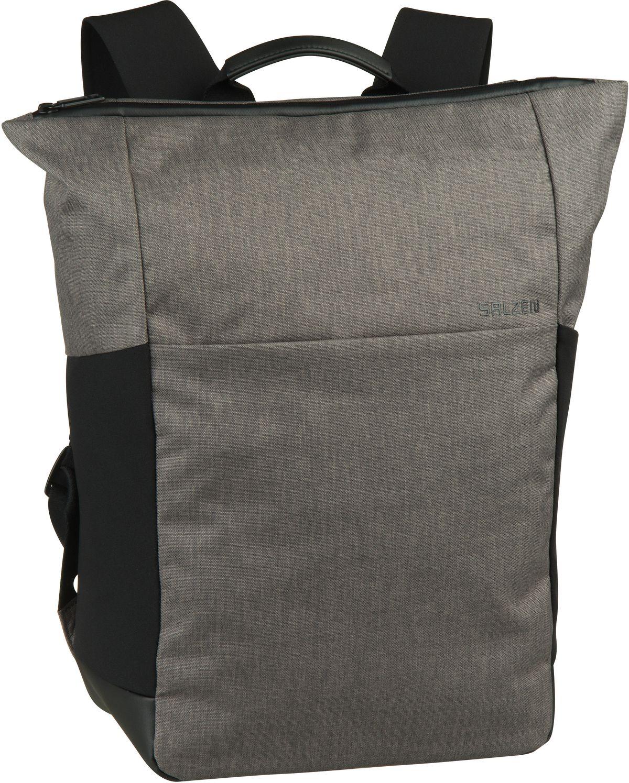 Rucksack / Daypack Plain Backpack Fabric Storm Grey (21 Liter)