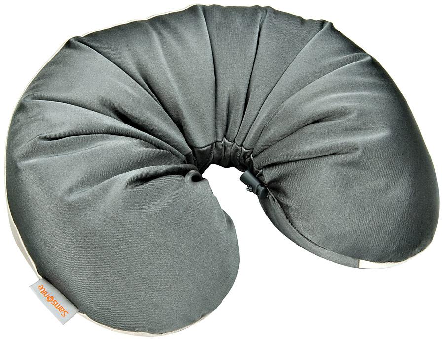 Convertible Travel Pillow Graphite/Beige