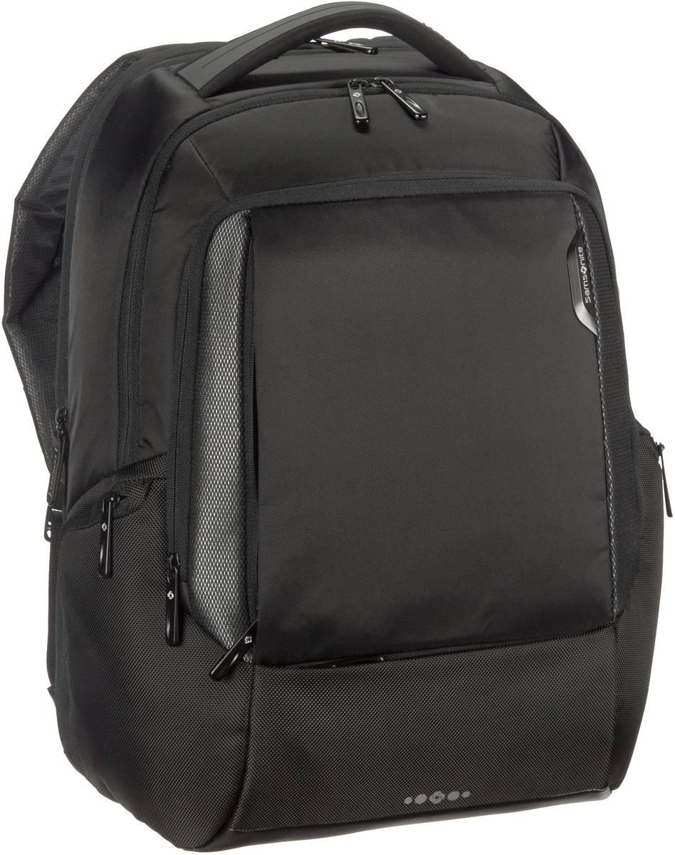 Laptoprucksack Cityscape Tech Backpack 17.3'' Black (26 Liter)