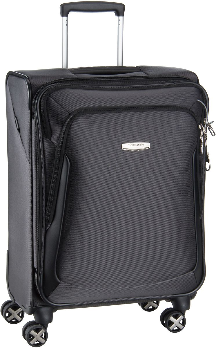 Samsonite X´Blade 3.0 Spinner 63 Expandable Grey/Black - Trolley + Koffer Sale Angebote Guben