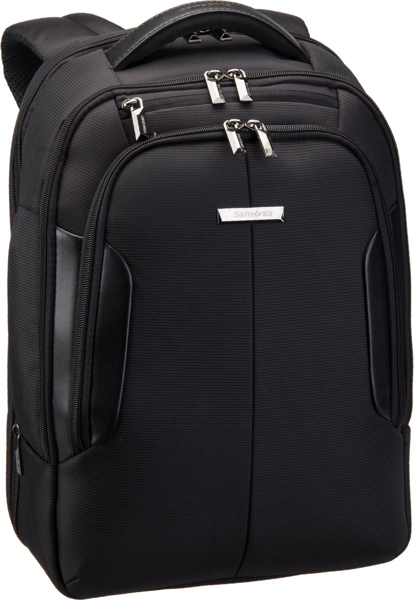 Samsonite XBR Laptop Backpack 14.1´´ Black - Laptoprucksack Sale Angebote Guteborn