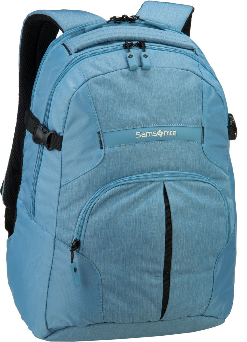 Samsonite Rewind Laptop Backpack M Ice Blue - L...