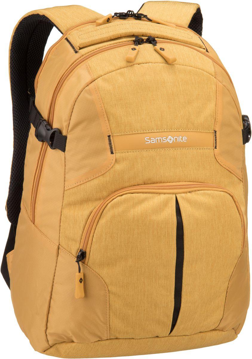 Samsonite Rewind Laptop Backpack M Sunset Yello...