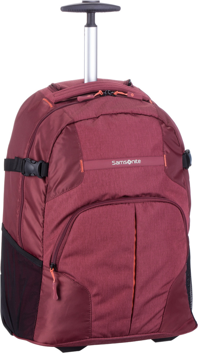 Samsonite Rucksack-Trolley Rewind Wheeled Lapto...