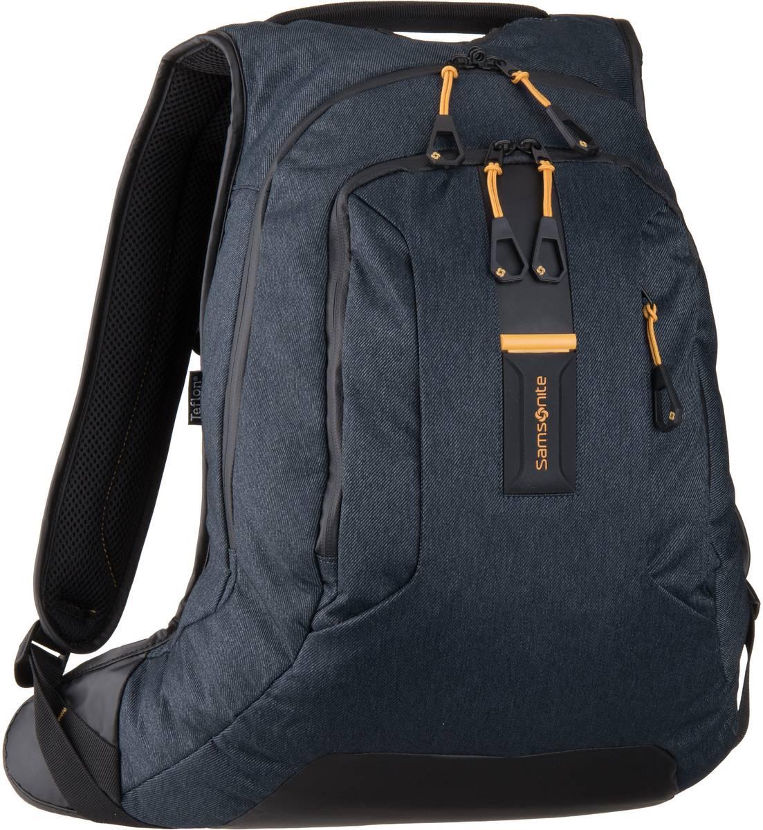 Samsonite Paradiver Light Laptop Backpack L Jeans Blue - Laptoprucksack