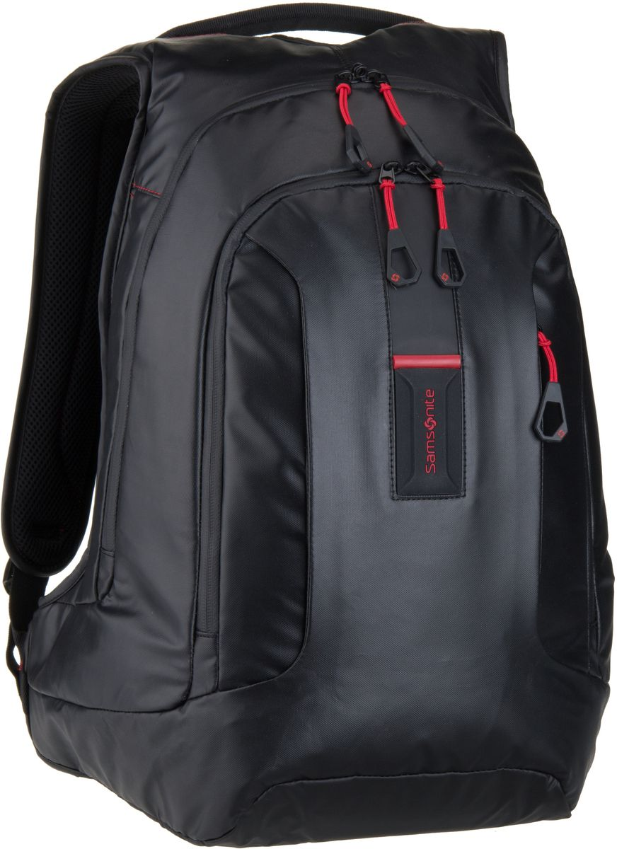 Paradiver Light Laptop Backpack L+ Black