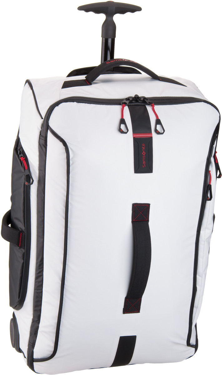 Paradiver Light Wheeled Duffle 67 White