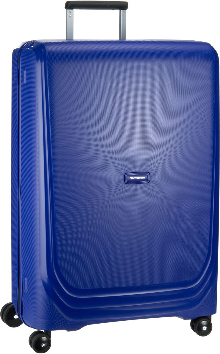 Samsonite Optic Spinner 75 Royal Blue - Trolley + Koffer Sale Angebote Haasow