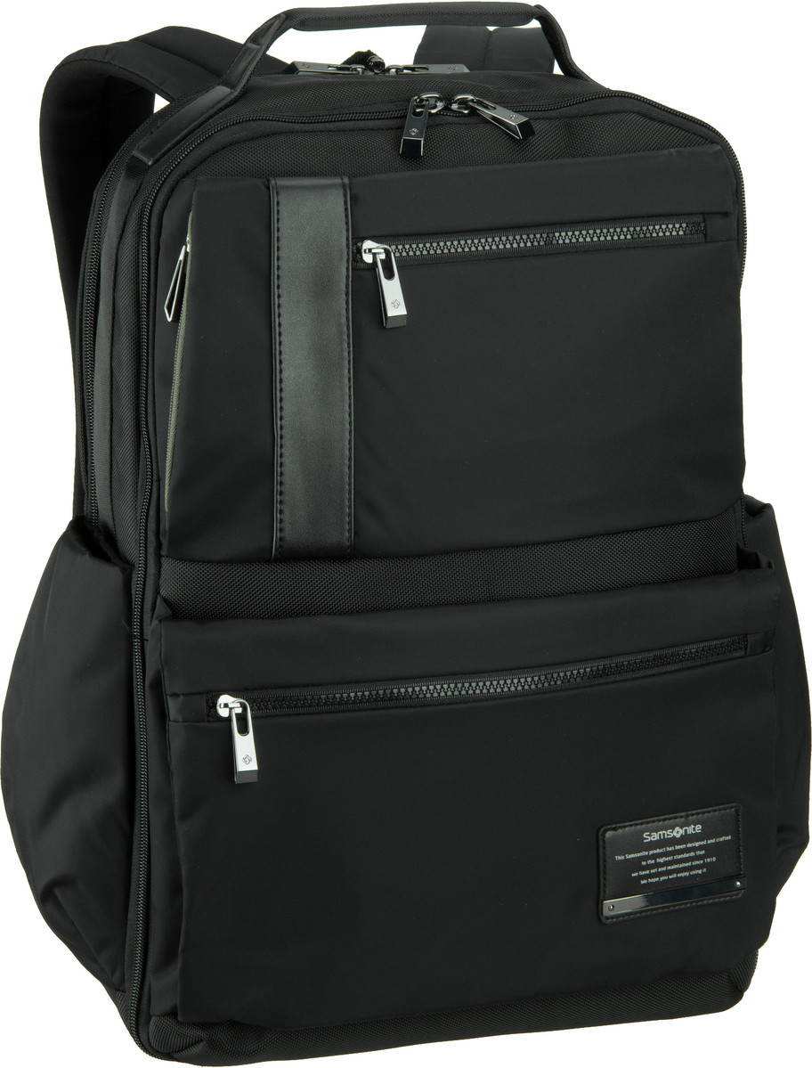 Samsonite Openroad Weekender Backpack 17.3´´ Jet Black - Rucksack / Daypack Sale Angebote Guteborn