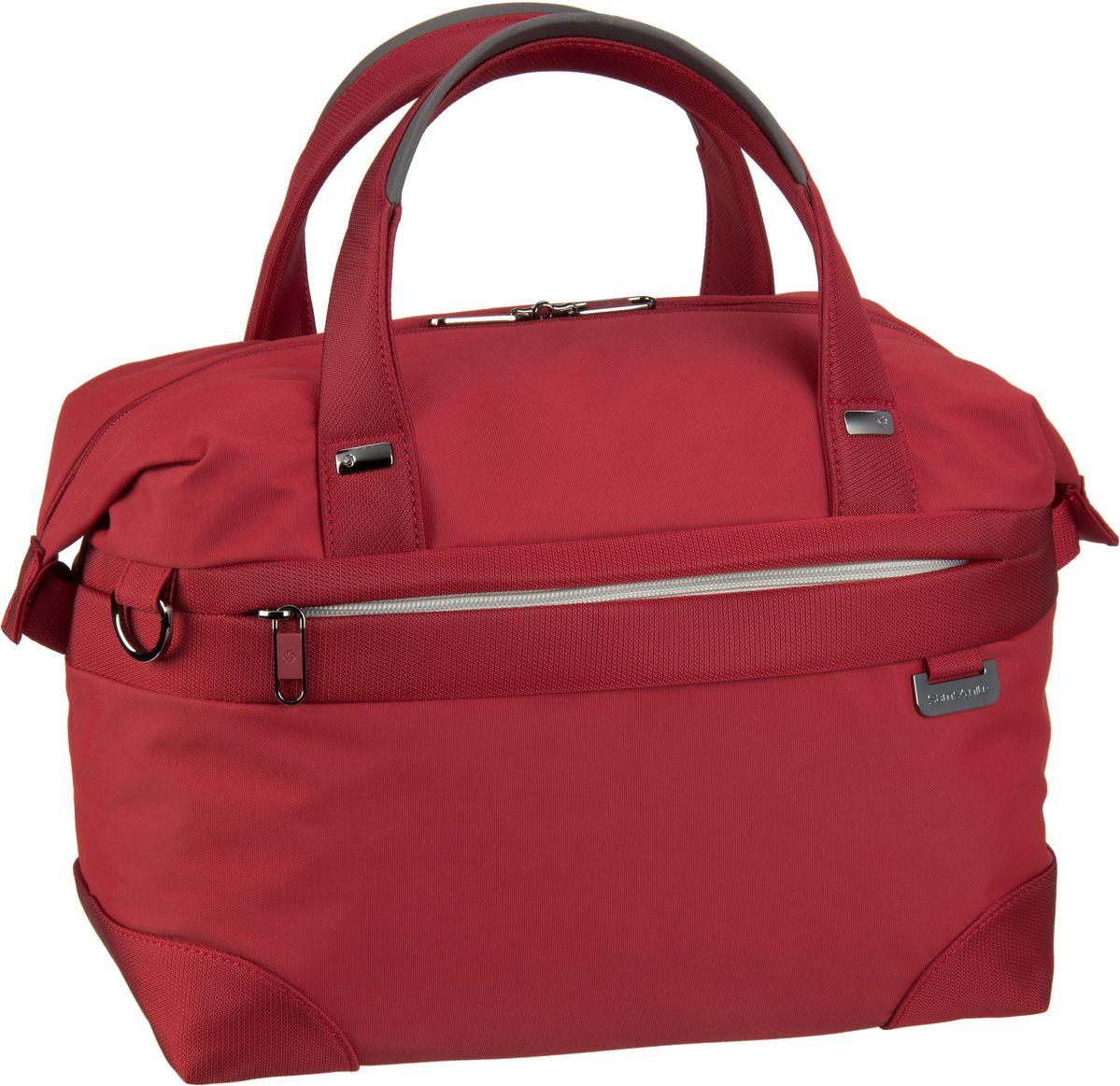 Samsonite Uplite Beauty Case Red - Kulturbeutel / Sale Angebote Haasow